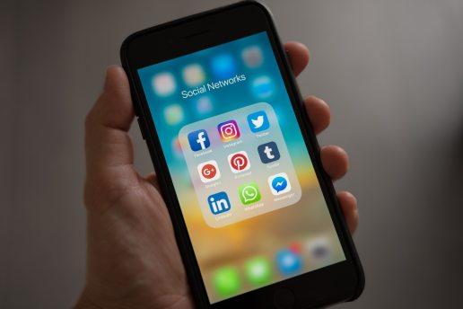 Social media author platform Pinterest