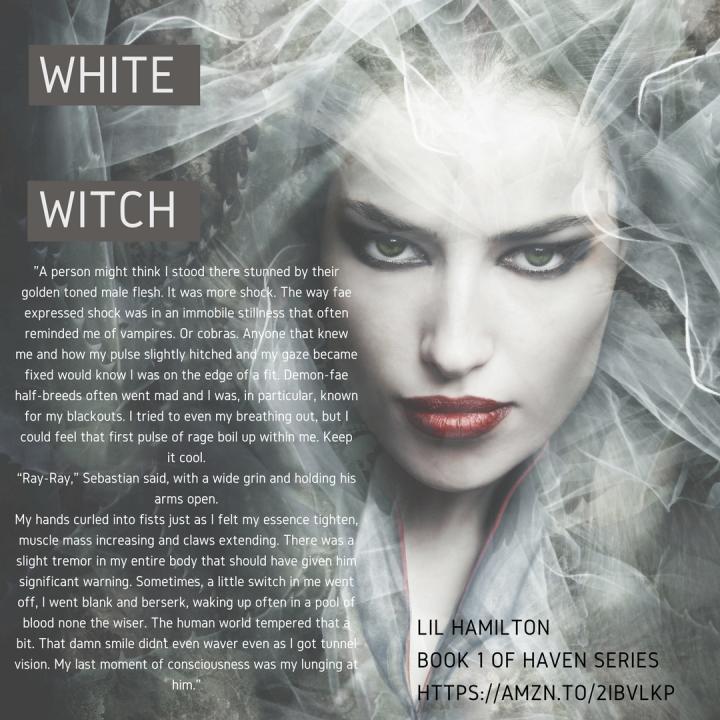 White Witch promo