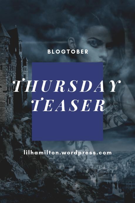 Thursday Teaser The Surge book