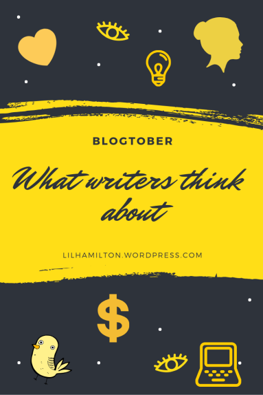 What writers think about
