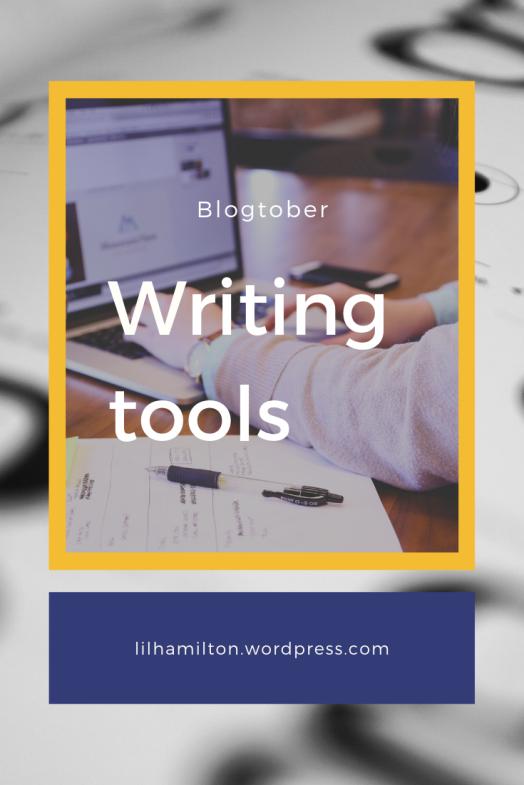 Blogtober: writing tips